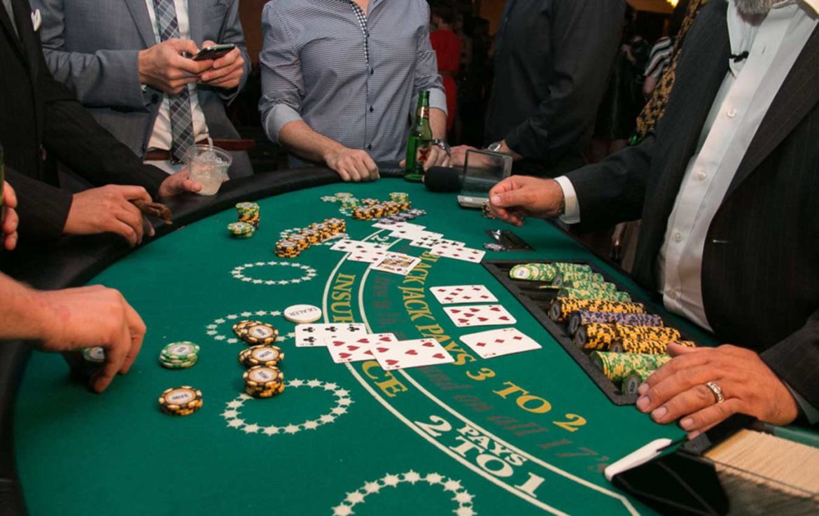 Strategy and Rules of Blackjack