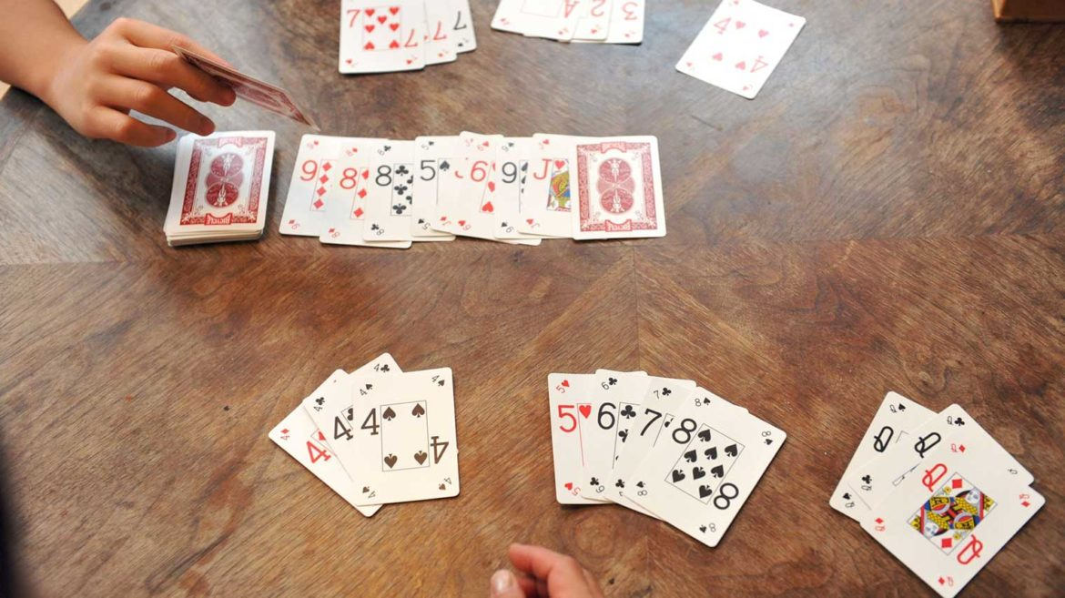 Gambling: Hands of Rummy